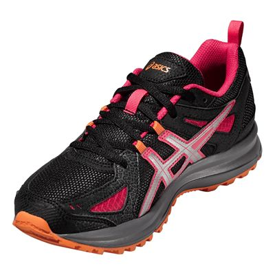 Asics Gel-Trail-Tambora 5 Ladies Running Shoes Angle View