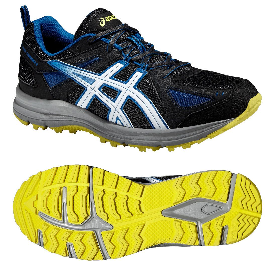 Asics Trail Running Shoes Motion Control