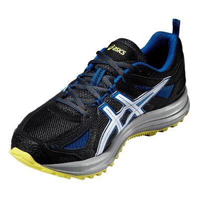 Asics Gel-Trail-Tambora 5 Mens Running Shoes Angle View
