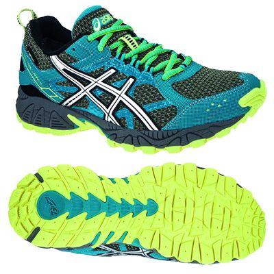 Asics Gel-Trail Lahar 5 G-TX Ladies Running Shoes