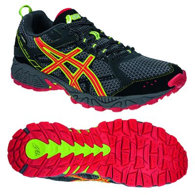 Asics Gel-Trail Lahar 5 G-TX Mens Running Shoes