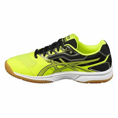 Asics Gel-Upcourt GS Boys Indoor Court Shoes- Side