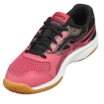 Asics Gel-Upcourt GS Girls Indoor Court Shoes - Angle