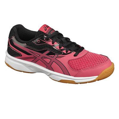 Asics Gel-Upcourt GS Girls Indoor Court Shoes - Angled