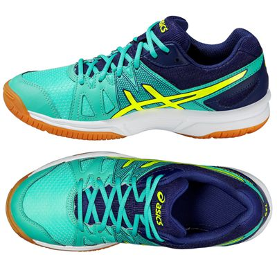 Asics Gel-Upcourt Ladies Indoor Court Shoes - Alternative View