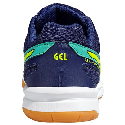 Asics Gel-Upcourt Ladies Indoor Court Shoes - Back