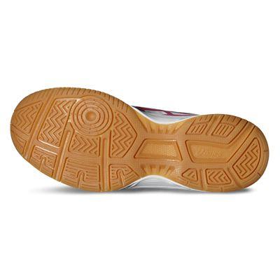 Asics Gel-Upcourt Ladies Indoor Court Shoes-sole
