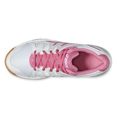 Asics Gel-Upcourt Ladies Indoor Court Shoes-top