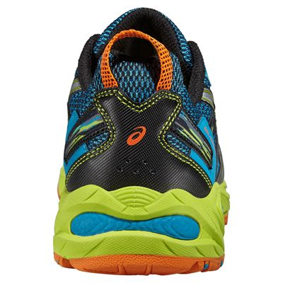 Asics Gel-Venture 5 GS Junior Trail Running Shoes - Back