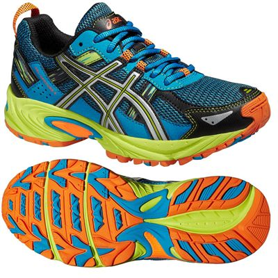 Asics Gel-Venture 5 GS Junior Trail Running Shoes