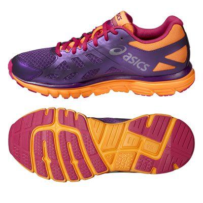 Asics Gel-Zaraca 3 Ladies Running Shoes SS15