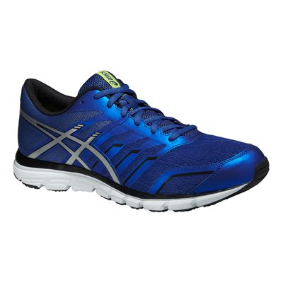 Asics Gel-Zaraca 4 Mens Running Shoes - Side View
