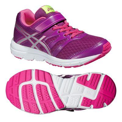 Asics Gel-Zaraca 4 PS Junior Running Shoes