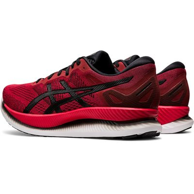 Asics Glideride Mens Running Shoes - Angled