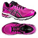 Asics GT-1000 4 G-TX Ladies Running Shoes-Alternative View