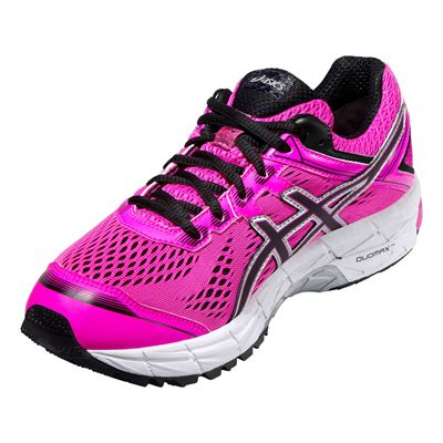 Asics GT-1000 4 G-TX Ladies Running Shoes-Angle View