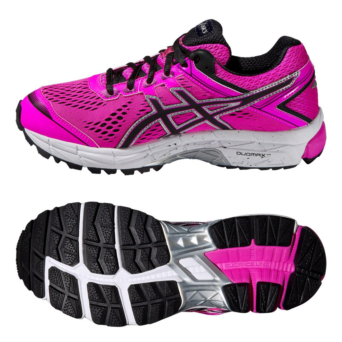Asics Gel Gt  Ladies Running Shoes Review