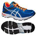 Asics GT-1000 4 GS Junior Running Shoes - Blue