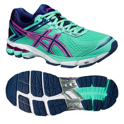 Asics GT-1000 4 Ladies Running Shoes