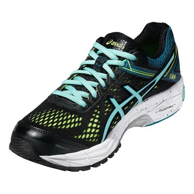 Asics GT-1000 4 Ladies Running Shoes SS16 Angle View