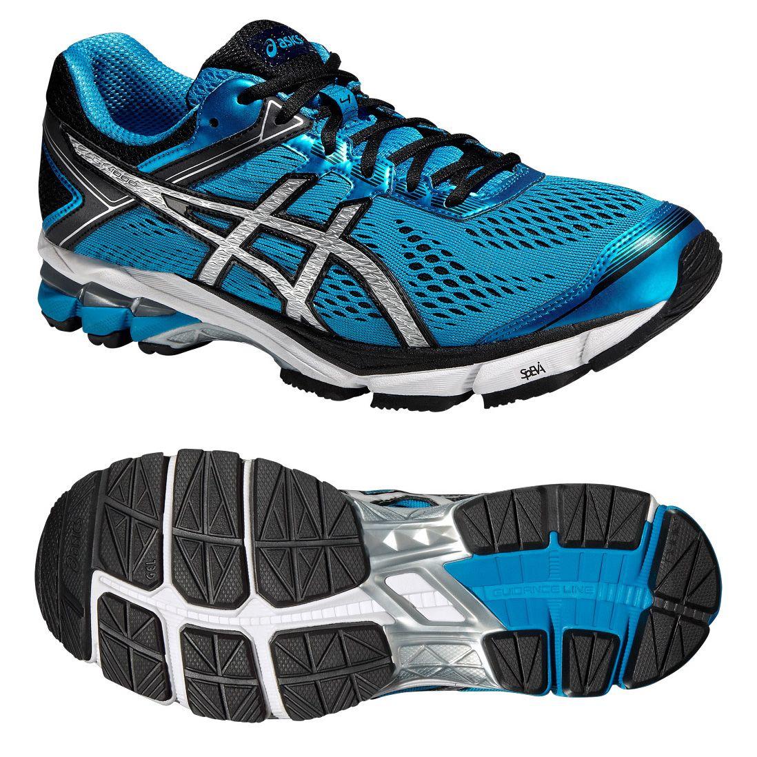 Asics GT-1000 4 Mens Running Shoes - Sweatband.com