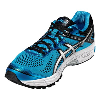 Asics GT-1000 4 Mens Running Shoes SS16 Angle View