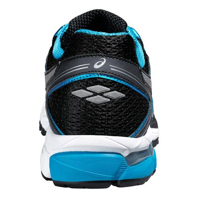 Asics GT-1000 4 Mens Running Shoes SS16 Back View