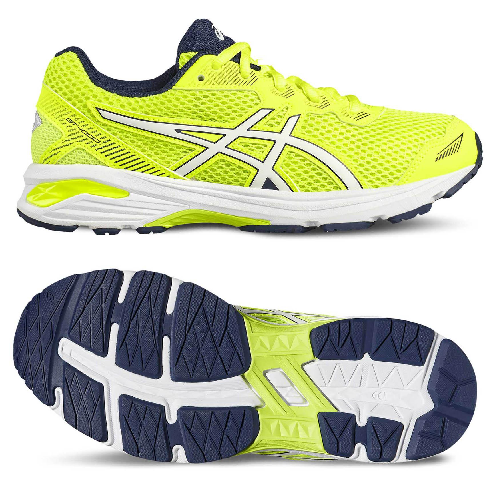 Asics GT1000 5 GS Boys Running Shoes  5 UK