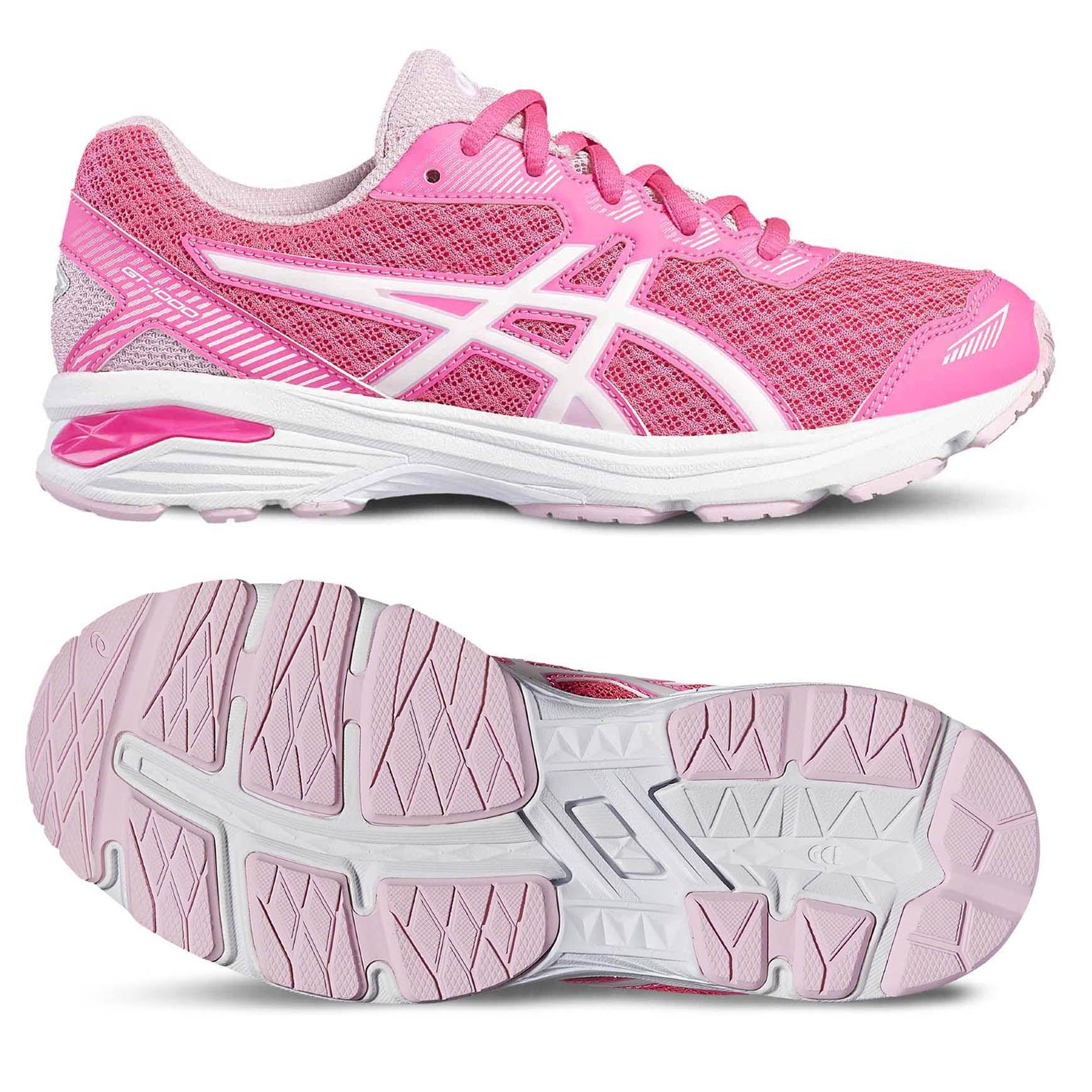Asics GT-1000 5 GS Girls Running Shoes - Sweatband.com