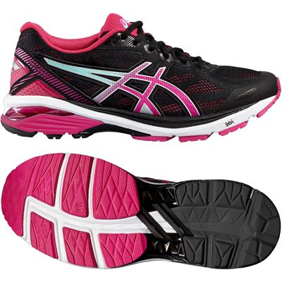 Asics GT-1000 5 Ladies Running Shoes
