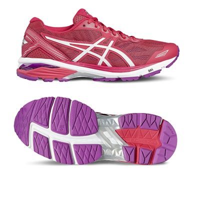 Asics GT-1000 5 Ladies Running Shoes SS17-main
