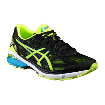 Asics GT-1000 5 Mens Running Shoes-Angled