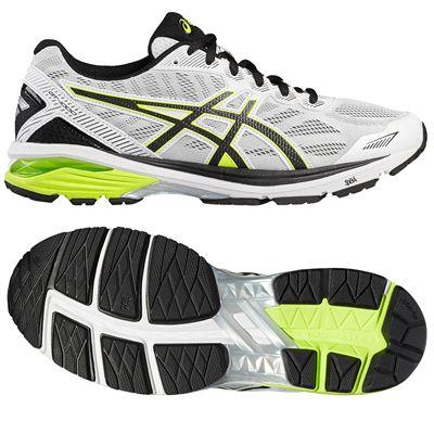 Asics GT-1000 5 Mens Running Shoes - Black/Lime