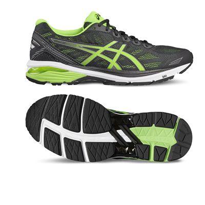 Asics GT-1000 5 Mens Running Shoes-black-main