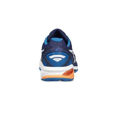 Asics GT-1000 5 Mens Running Shoes-blue-heel