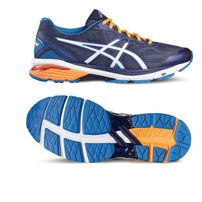 Asics GT-1000 5 Mens Running Shoes-blue-main