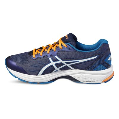 Asics GT-1000 5 Mens Running Shoes-blue-side2