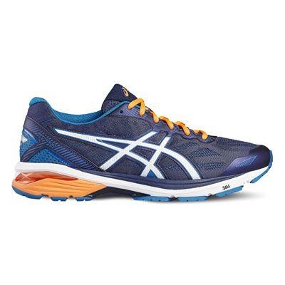 Asics GT-1000 5 Mens Running Shoes-blue-side