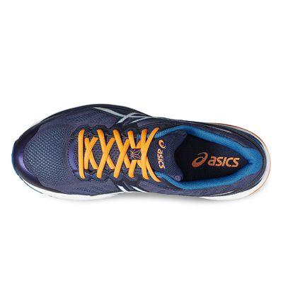Asics GT-1000 5 Mens Running Shoes-blue-top