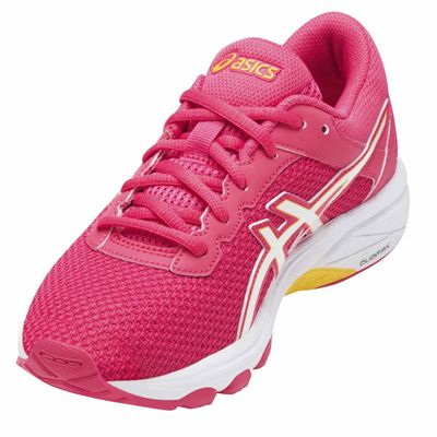 Asics GT-1000 6 GS Girls Running Shoes - Angled2
