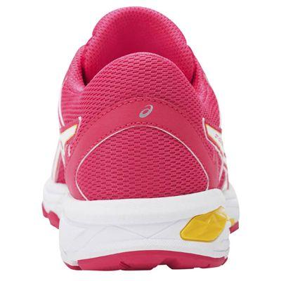 Asics GT-1000 6 GS Girls Running Shoes - Back