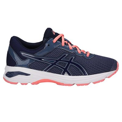 Asics GT-1000 6 GS Girls Running Shoes SS18