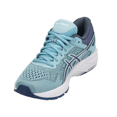 Asics GT-1000 6 Ladies Running Shoes SS18 - Angled2