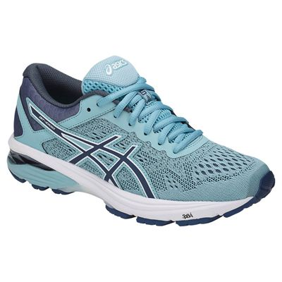 Asics GT-1000 6 Ladies Running Shoes SS18 - Angled
