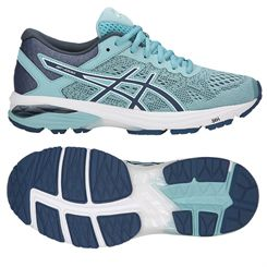 Asics GT-1000 6 Ladies Running Shoes