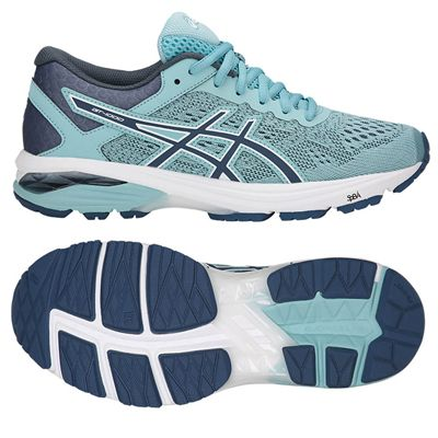 hot sale online 211d2 a91e2 Asics GT-1000 6 Ladies Running Shoes SS18