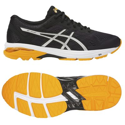 buy online 4ac05 c73f5 Asics GT-1000 6 Mens Running Shoes AW17 - Sweatband.com