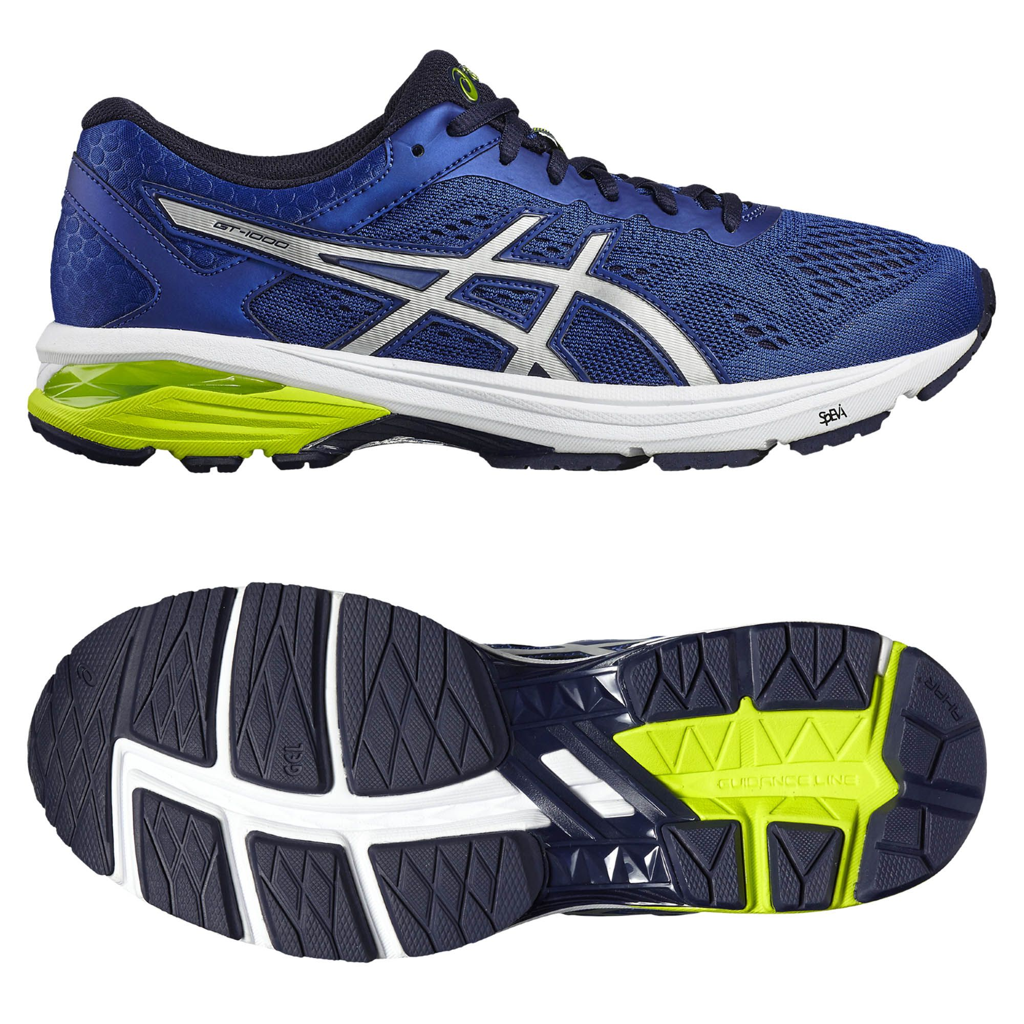 Running Shoe For Supination And High Arch
