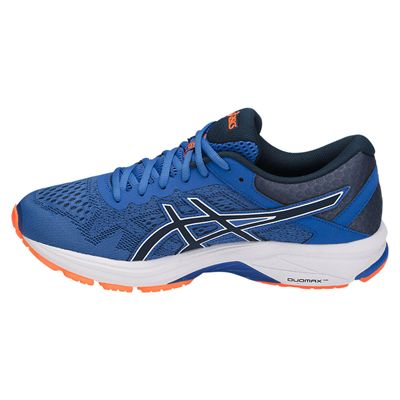 Asics GT-1000 6 Mens Running Shoes SS18 - Blue - Side