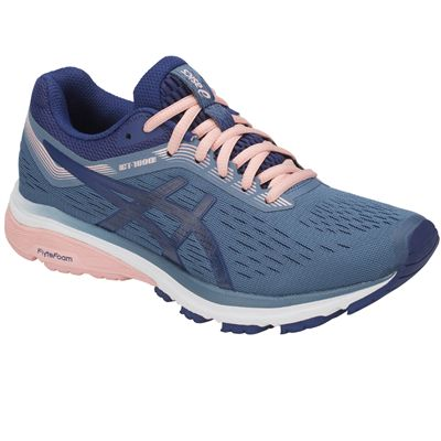 Asics GT-1000 7 Ladies Running Shoes - Angled1